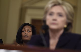 Clinton's FBI Interview What Was Cheryl Mills Doing There?