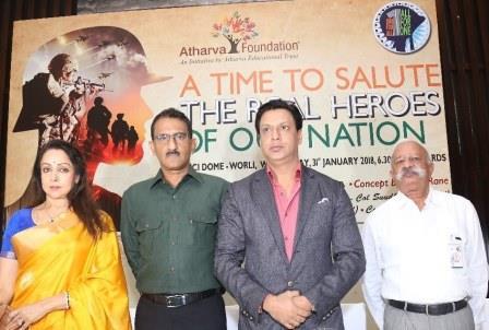 Newztabloid-Newzsnips-Atharva-Sunil Rane-Hema Malini-Madhur Bhandarkar