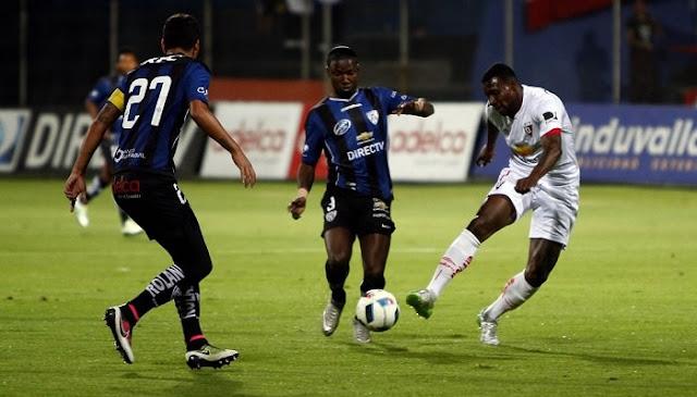 Partido LDU Liga de Quito vs Independiente del Valle en vivo