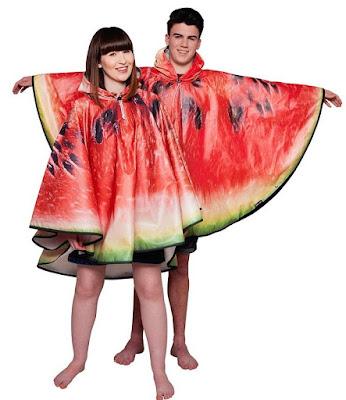 Watermelon Poncho