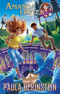 Amanda Lester and the Blue Peacocks' Secret