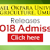 MOUAU 2017/18 1st Batch Merit Admission List Out- [Updated]
