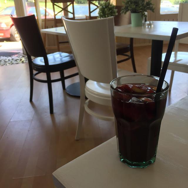Brooklyn Coffee and Wine - In Memoriam