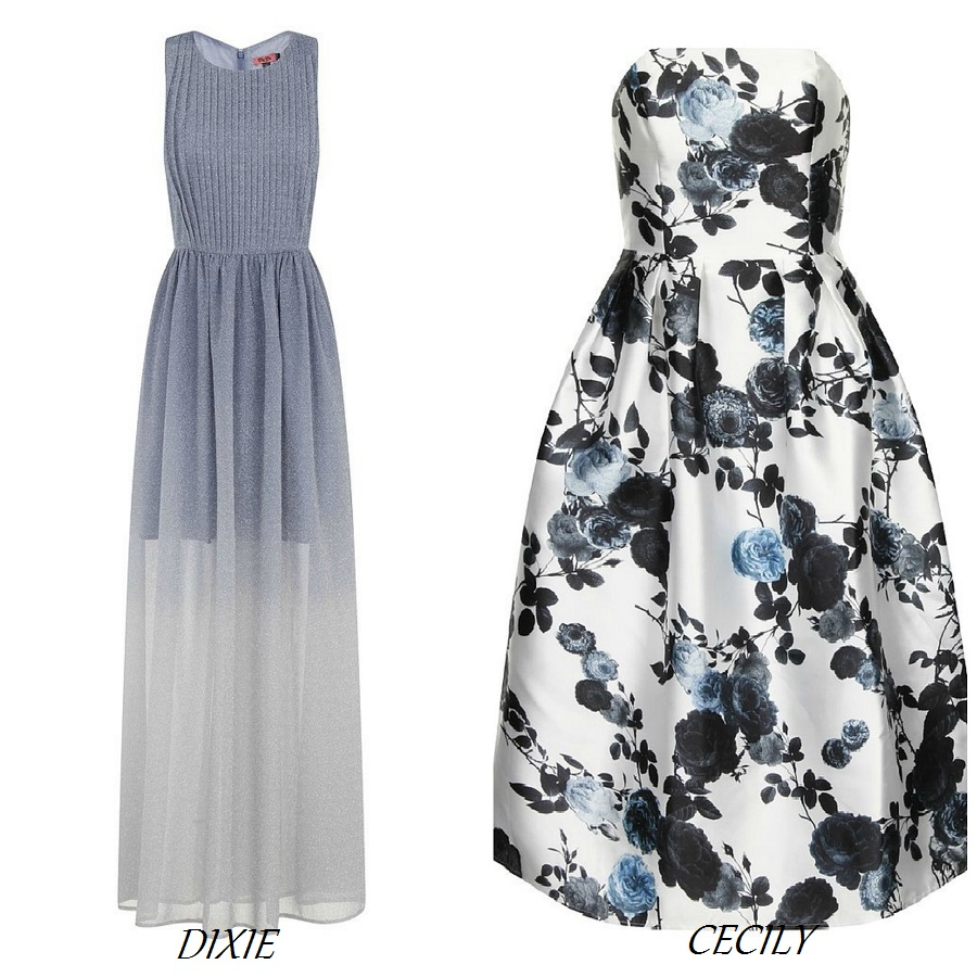 Dresses included in the Chi Chi London £1 Party Dress promotion, Chi Chi, The Style Guide Blog, fashion blog, style blog