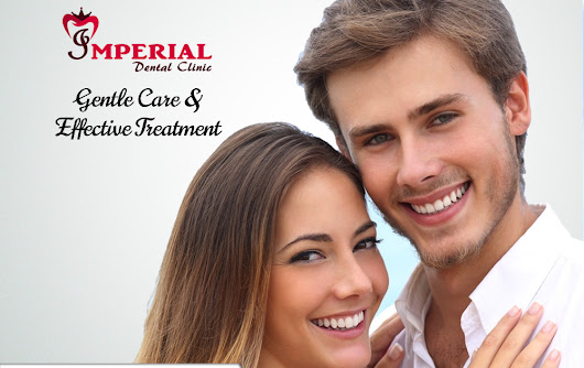Attract Everyone By The Best Smile Designing Provided By Imperial Dental Clinic