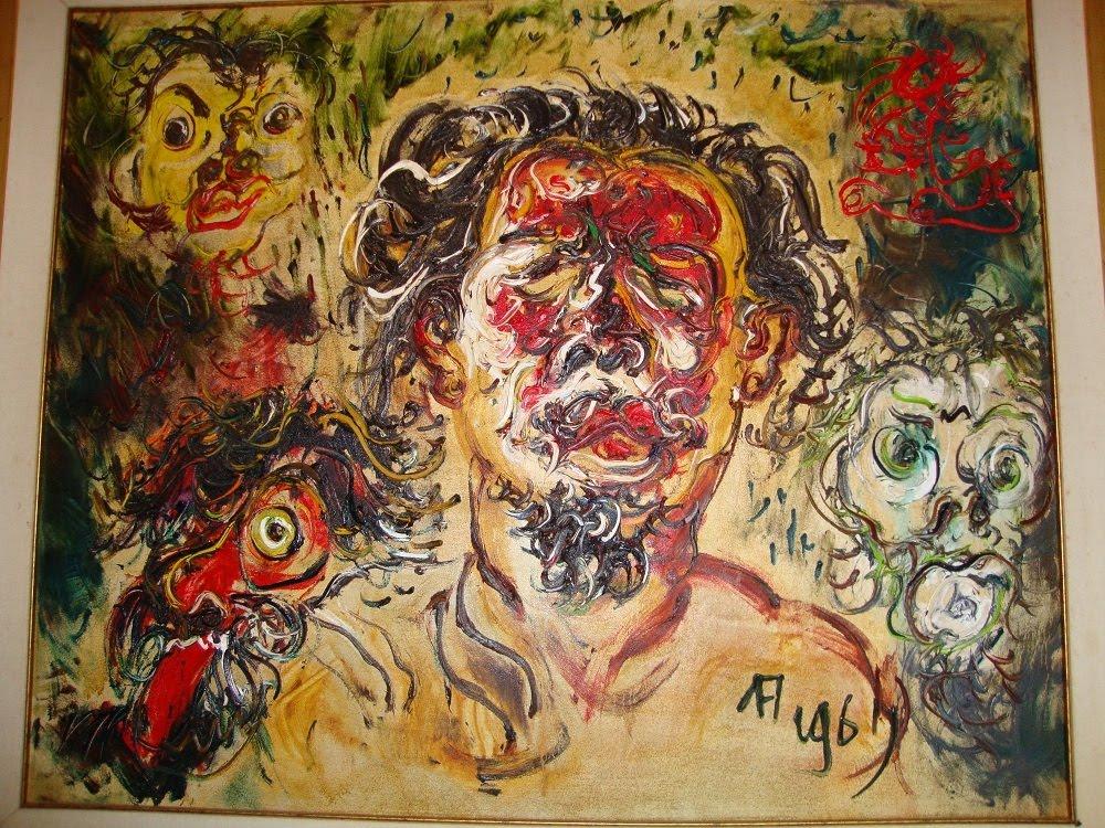 Gaya Dan Aliran Melukis Pengertian Aliran Gaya Dan Tema Dalam Lukisan
