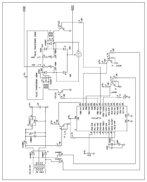 Z80 Computer Schematic