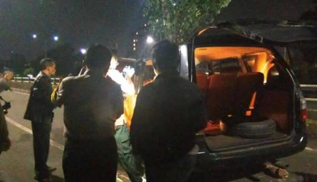 FPI: Habib Rizieq Diteror, Mobil Meledak Terbakar Bawa Banyak Jeriken Bensin