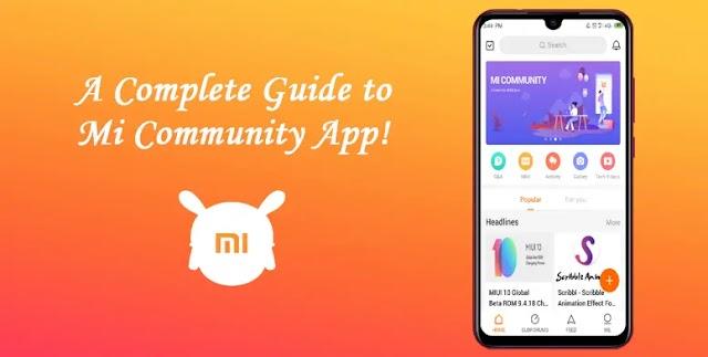 بالتفصيل ما هو مجتمع Xiaomi - Mi Community