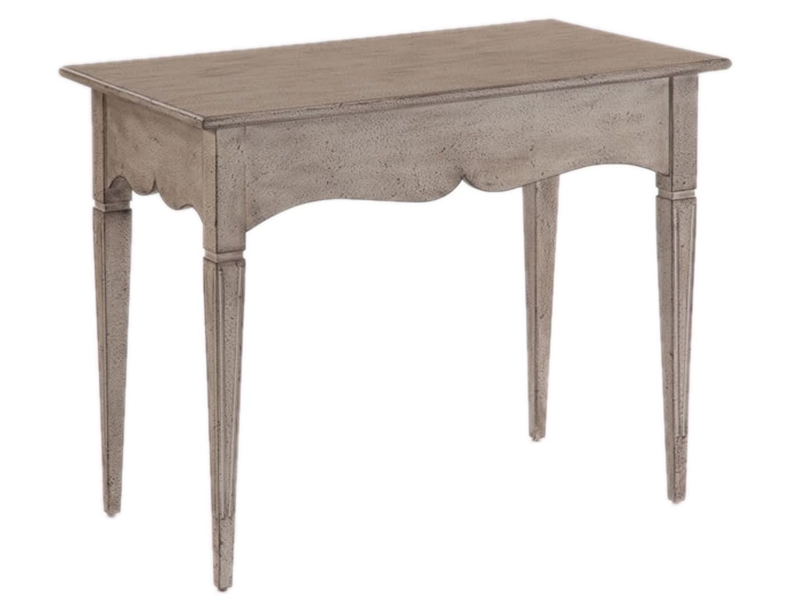 Antique reproduction Swedish table from Swede Collection furniture company - found on Hello Lovely Studio
