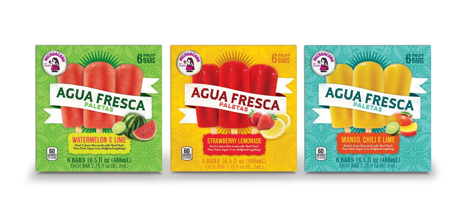 Paleteria La Michoacana Paletas On Packaging Of The World Creative