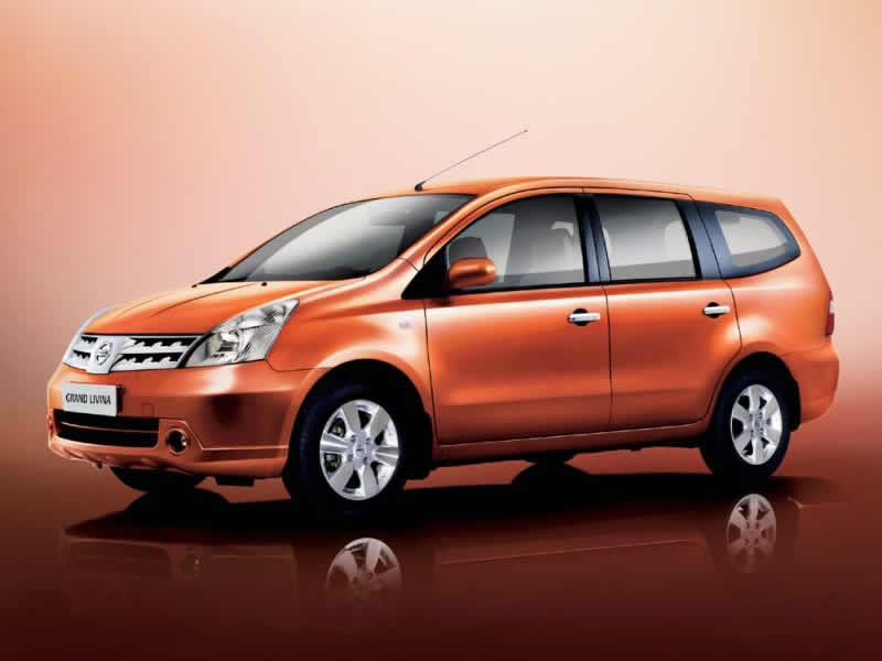2011 Nissan Grand Livina : Car Review And Pictures