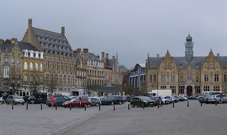 Transfer from Charleroi Airport to Ieper