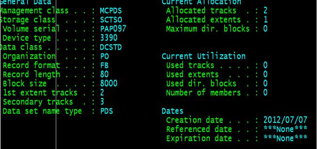 MAINFRAMES    : IEFBR14 utility