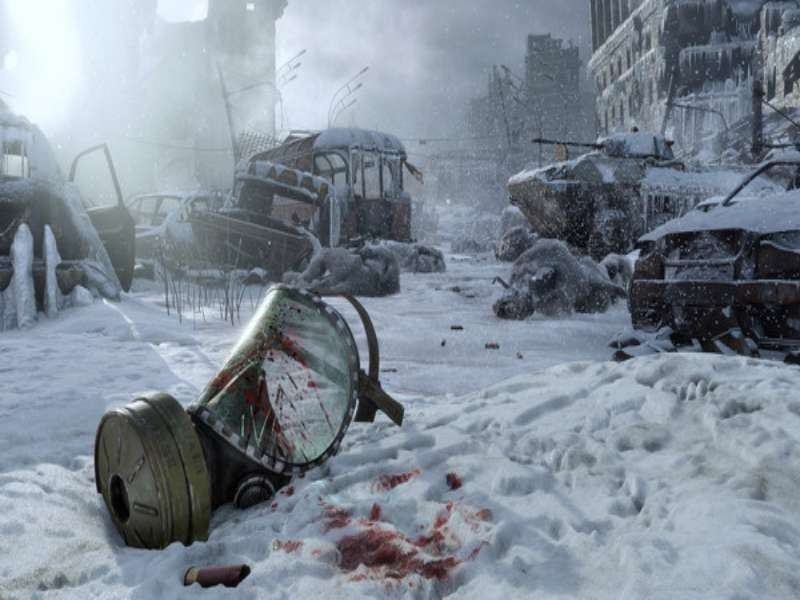 Metro Exodus Repack Highly Compressed Free Download