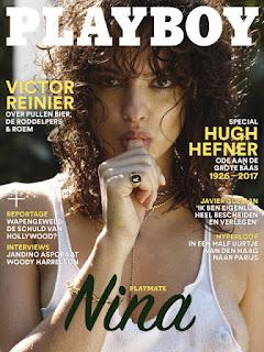 Playboy Holanda – Noviembre 2017 PDF Digital