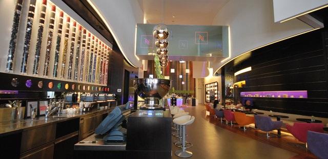 Loja da Nespresso em Miami Beach