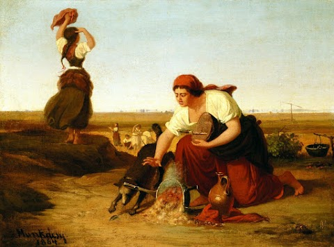 Munkácsy Mihály festménye kelhet el a BÁV aukcióján