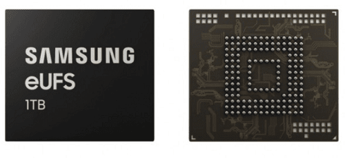 Samsung 1TB Storage Chip for Smartphone Announced