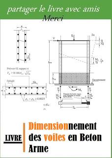 Dimensionnement des voiles en Beton Arme pdf