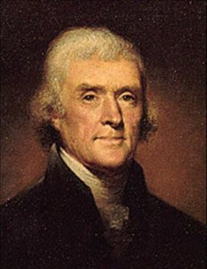 Thomas Jefferson (1801-1809)