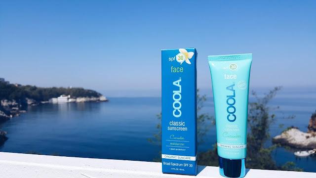 Coola Classic Sunscreen Cucumber Moistruzer | Coola Klasik Salatalık Özlü Güneş Koruyucu Losyon
