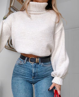 White Off Shoulder Sweater (Click Here) 511b590c8