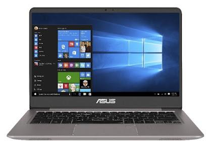 ASUS ZenBook UX410UQ Notebook Tipis Performa Mumpuni