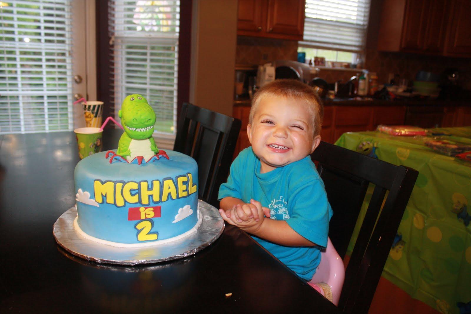 Hock Cakes Llc Toy Story Rex Bday Cake