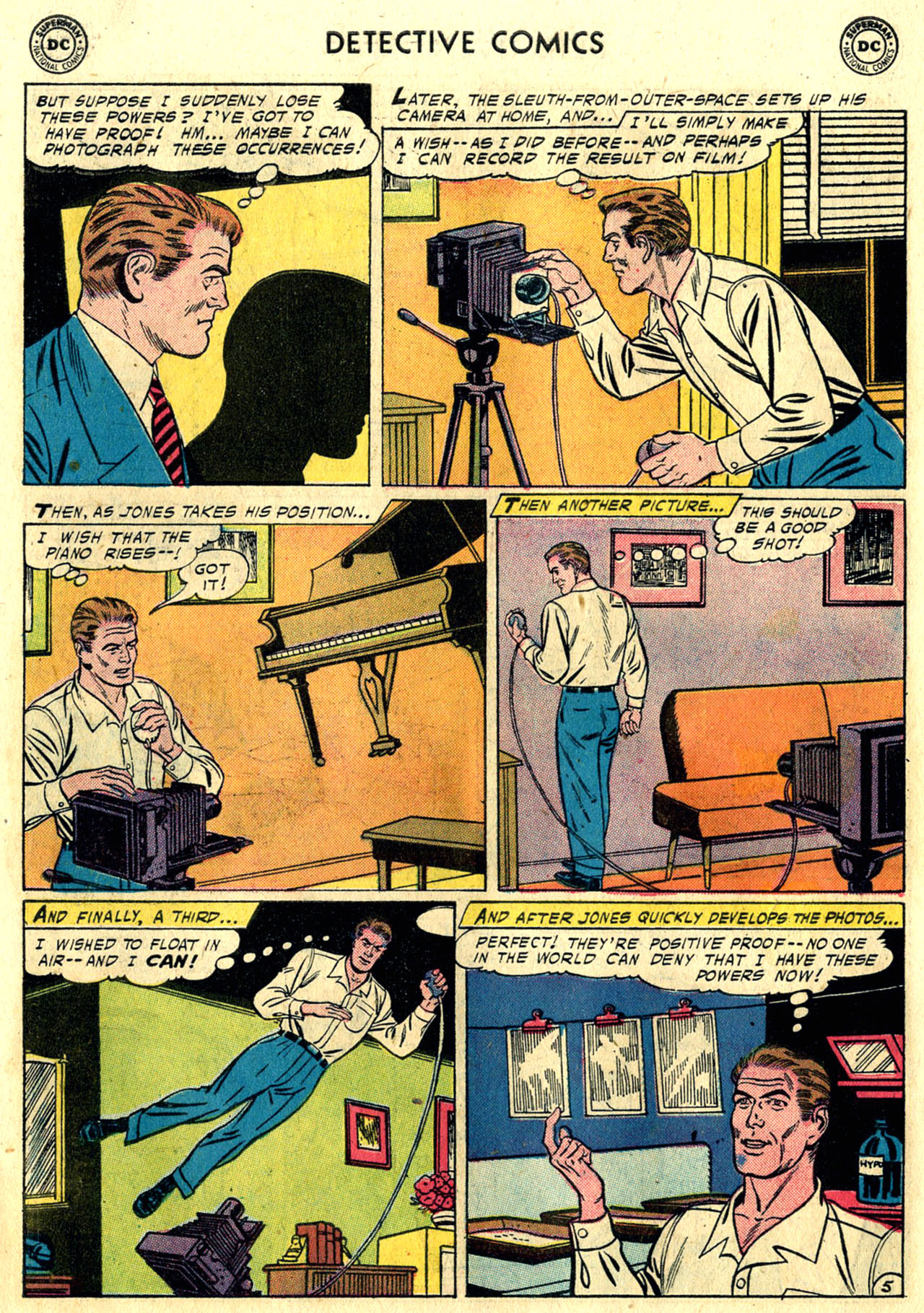 Read online Detective Comics (1937) comic -  Issue #248 - 30