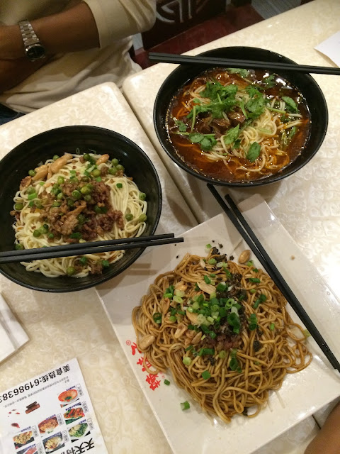 FOOD IN CHENGDU - Chengdu Trip Review