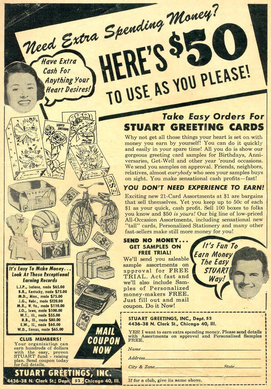 Strange Adventures (1950) issue 67 - Page 2