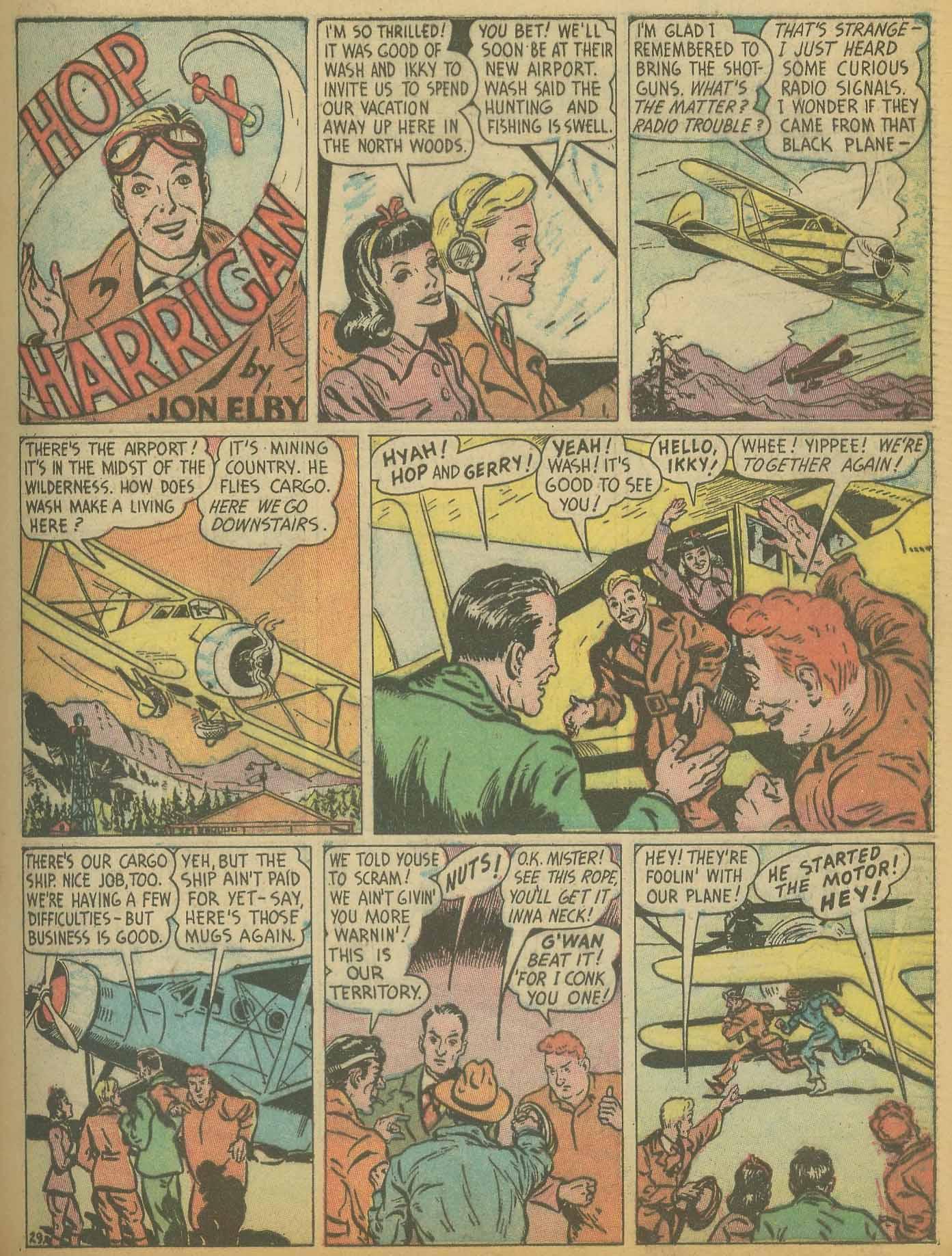 Read online All-American Comics (1939) comic -  Issue #8 - 19
