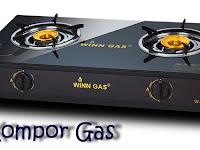 Beli Kompor Gas dan Peralatan Dapur di Bukalapak
