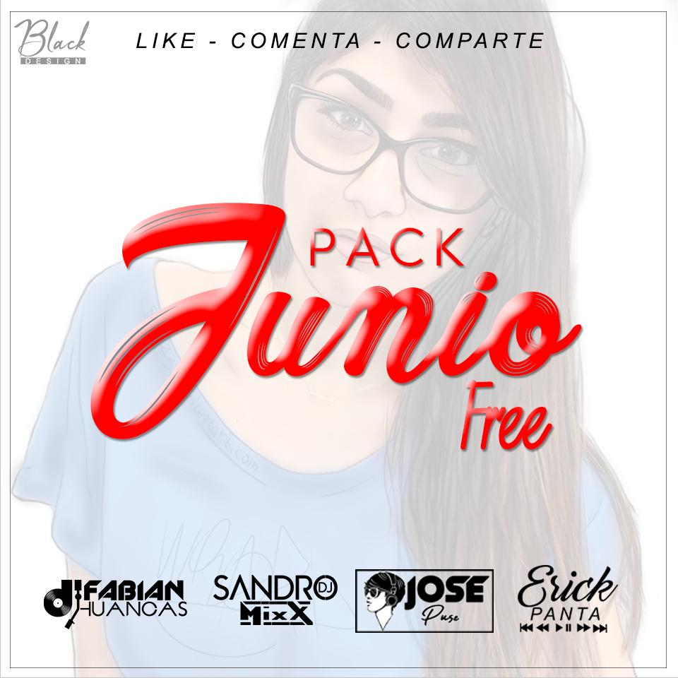 Pack Musical: Pack Junio Free Multigenero (Gratis