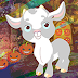 Games4King - Baby Goat Rescue Game