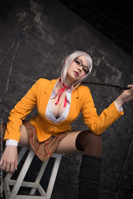 Cosplay Anime Cewek Seksi terpopuler