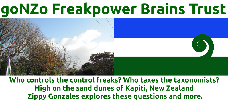 goNZo Freakpower Brains Trust