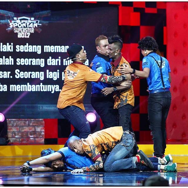 Kamal Adli Juara Super Spontan Superstar 2017