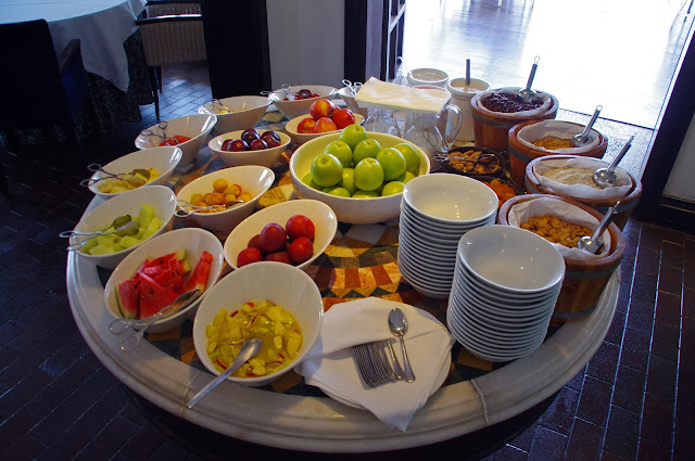 The Marmara Bodrum Breakfast