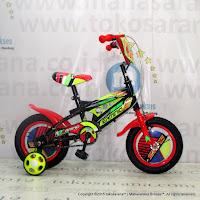 12 Inch Erminio ER2305 Sport BMX Bike