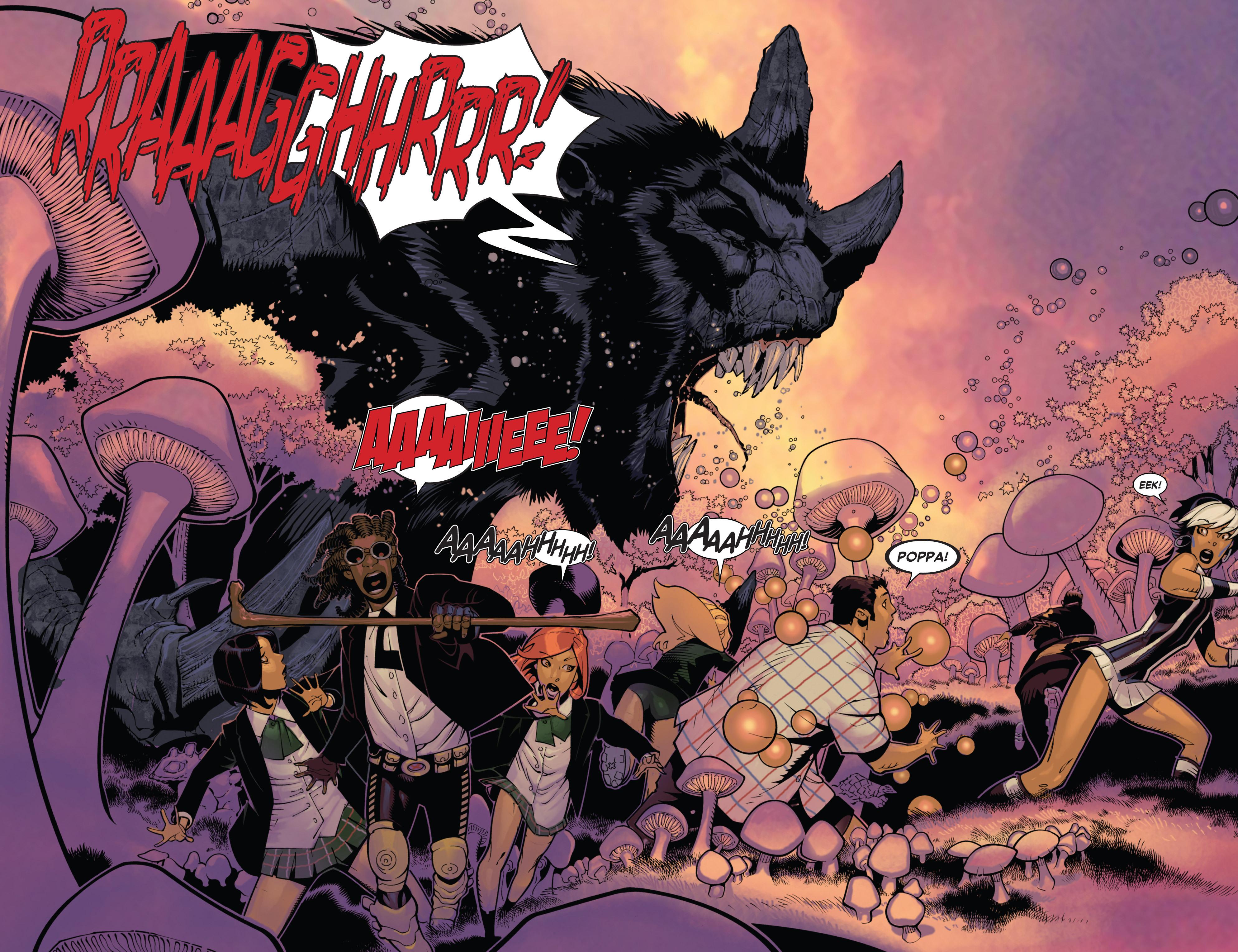 Read online Uncanny X-Men (2013) comic -  Issue #17 - 6