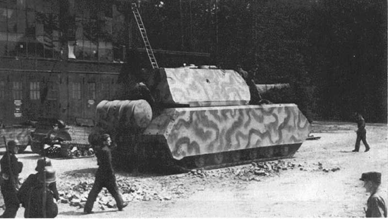Catainium S Tanks Panzer Viii Maus Super Heavy Tank