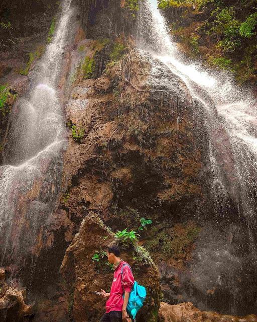 Air Terjun Sri Gethuk, Gunungkidul, Yogyakarta - Mahakarya Sang Pencipta, harga tiket masuk air terjun sri gethuk, rute perjalanan ke air terjun sri gethuk