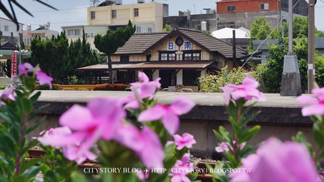 【台中旅遊景點】日南車站-婚紗外拍最愛-超好拍木造古蹟車站