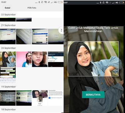 Mengganti Background Foto Pada Papan Ketik Atau Keyboard Di Android
