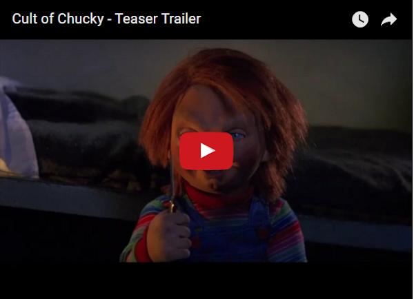 """SUSTO PANA - Regresó """"El Culto de Chucky"""""""