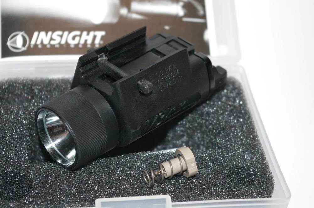Insight M3 Xenon Specs
