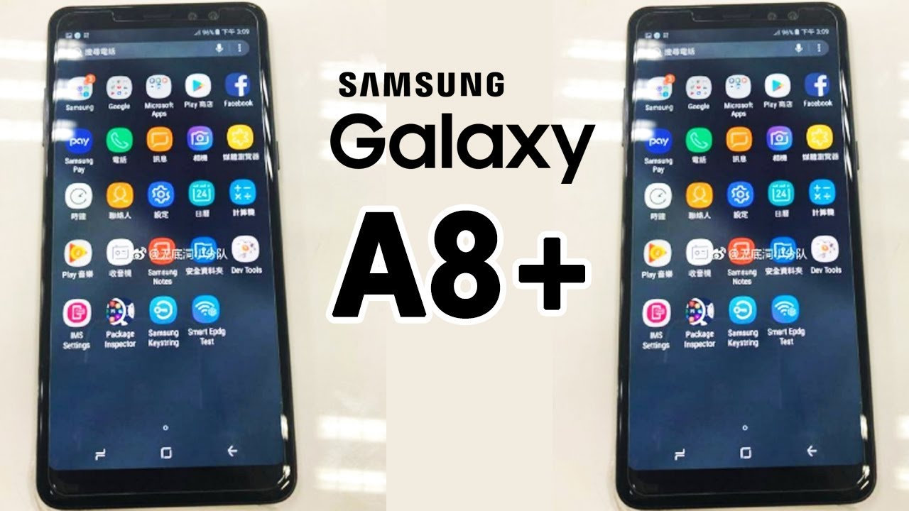 Techie Tech: Samsung A8+ 2018 (SM-A730F) Firmware + Combination file