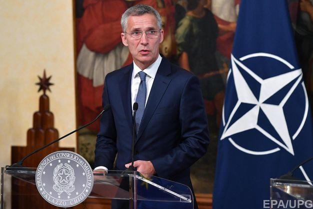 Сварка Трампа з лідерами Європи ставить під загрозу існування НАТО - Столтенберг